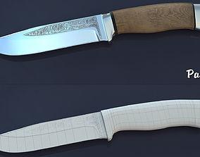3D Knife Soviet times