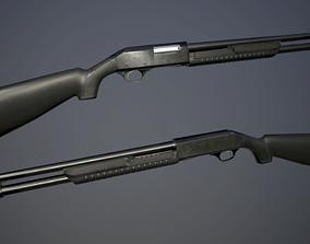 3D model fabarm sdass composite