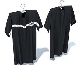 Shirt Football Jersey 3D