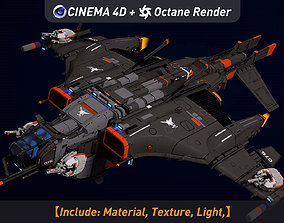 The Battleship 3D model