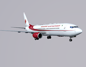 Boieng 737-800 Air Algerie 3D model