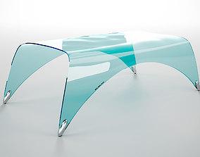 3D model Table Fiam Italia Genio