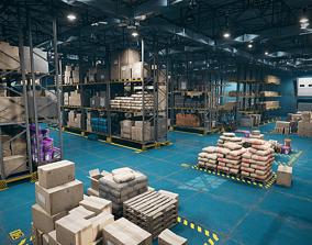 Storage Pack 3D asset