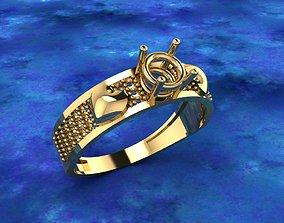 Ring v-5 3D print model