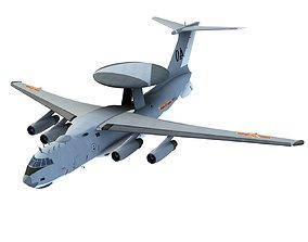 kj-2000 3D model AWACS KJ-2000 KJ2000 KJ 2000
