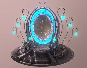 Portal 3D model fi
