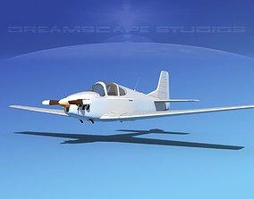 Johnston A-51A V00 3D model