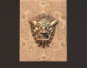Copper beast 3D