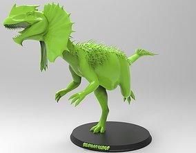 Dilophosaurus Printable