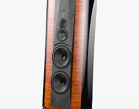 3D Sonus faber Stradivari Walnut