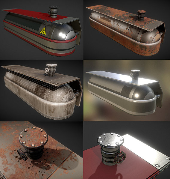 Fuel Tank Modules