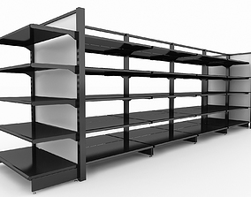 Shelf 3D model 15