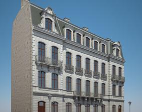 City Building 03 3D