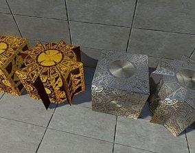 HellBoxet 3D asset