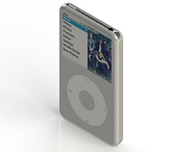 3D print model iPod Classic