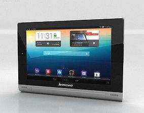 3D Lenovo Yoga Tablet 10
