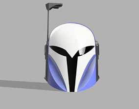 3D print model Bo Katan The Mandalorian version