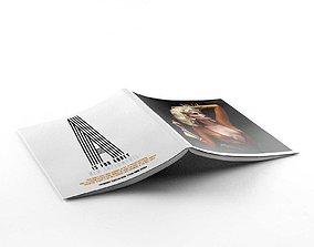 models Magazine 3D model