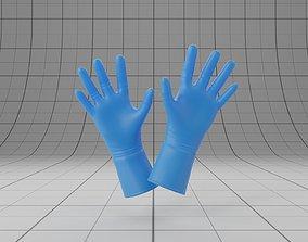 3D model housework Latex Gloves