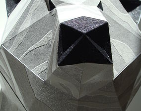 Bear Trophy Eyed 3D print model