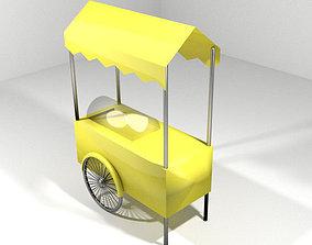 Trade Trolley - Type 2 3D model