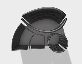 3D print model Spirale aluminum