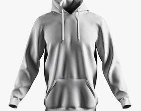 hoodie 02 w 3D