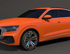 3D model Audi Q8 2019