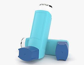 Inhaler 3D