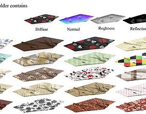 CGD Vol 23 Fabric Pattern 3D model