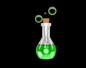 3D asset Poison