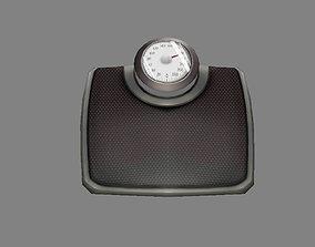 3D asset Weight scale