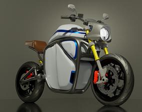 Motorcycle Prototype Design 1 3D