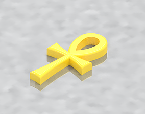 3D print model Super Simple Ankh