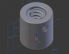 Repair Screw Nut Mechanism 3D printable model