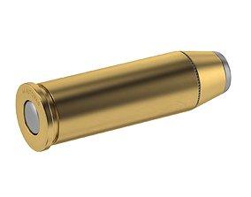 3D model Bullet 44 AUTOMAG