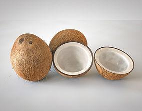 3D asset Coconut
