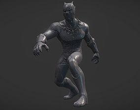 BLACK PANTHER POSE V01 INSPIRITED MODEL ironman