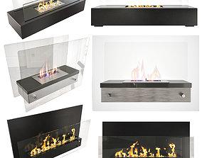 flame 3D Bio fireplaces