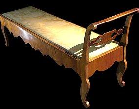 Agrippina - XIX Century Sofa 3D model
