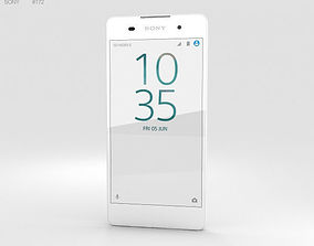 Sony Xperia E5 White 3D