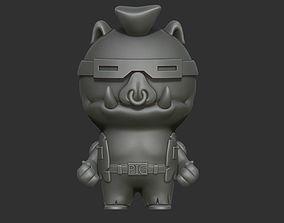 3D printable model Bebop