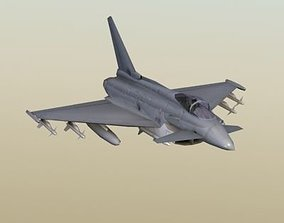 RAF FGR4 Typhoon 3D model