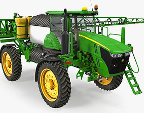 3D Self Propelled Sprayer John Deere R4045