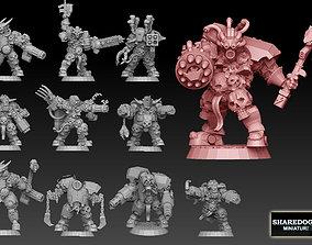 3D printable model Destroyer Megapack
