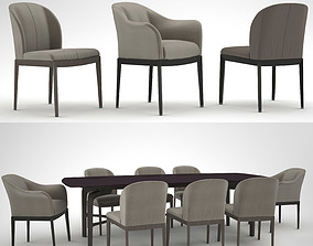 3D model Giorgetti Normal Set