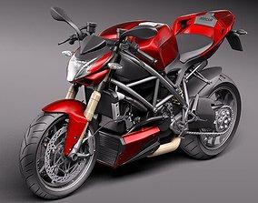 3D Ducati StreetFighter 2011
