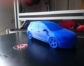GOLF GTI 6 3D printable model