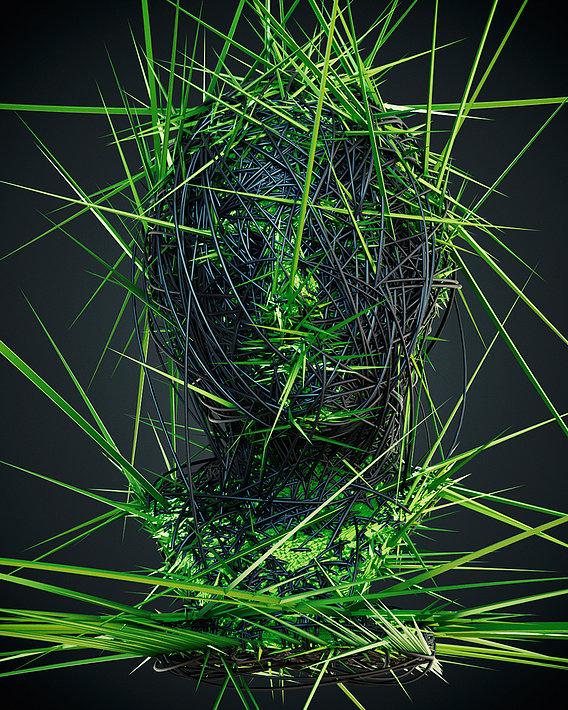 GREEN THORNS