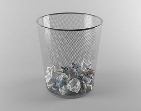 Paper Trash 3D model